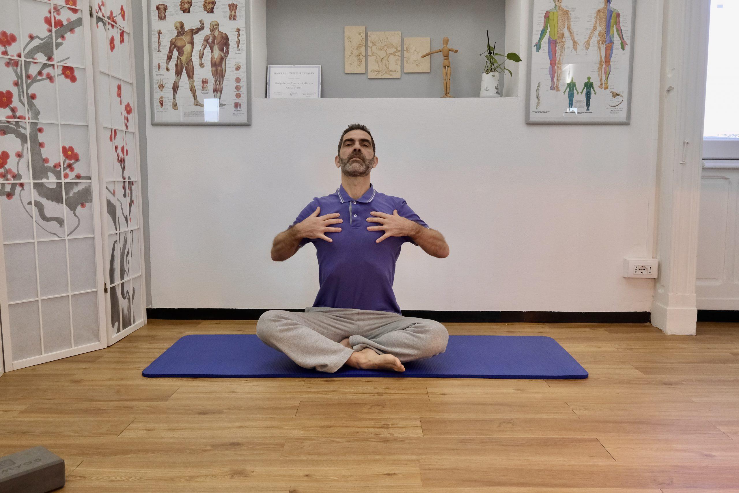 respirare bene: valutazione torace