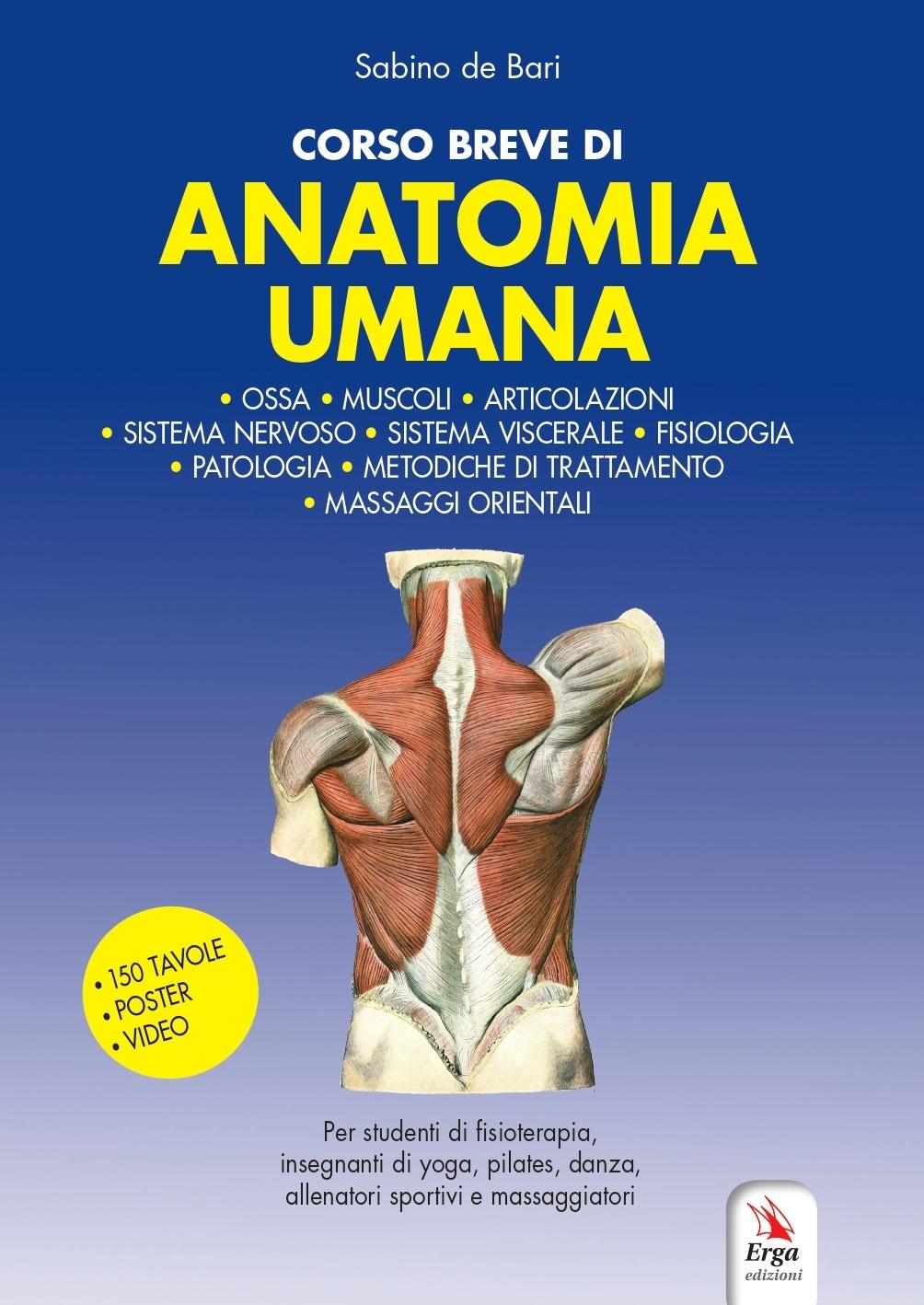 Corso breve anatomia umana
