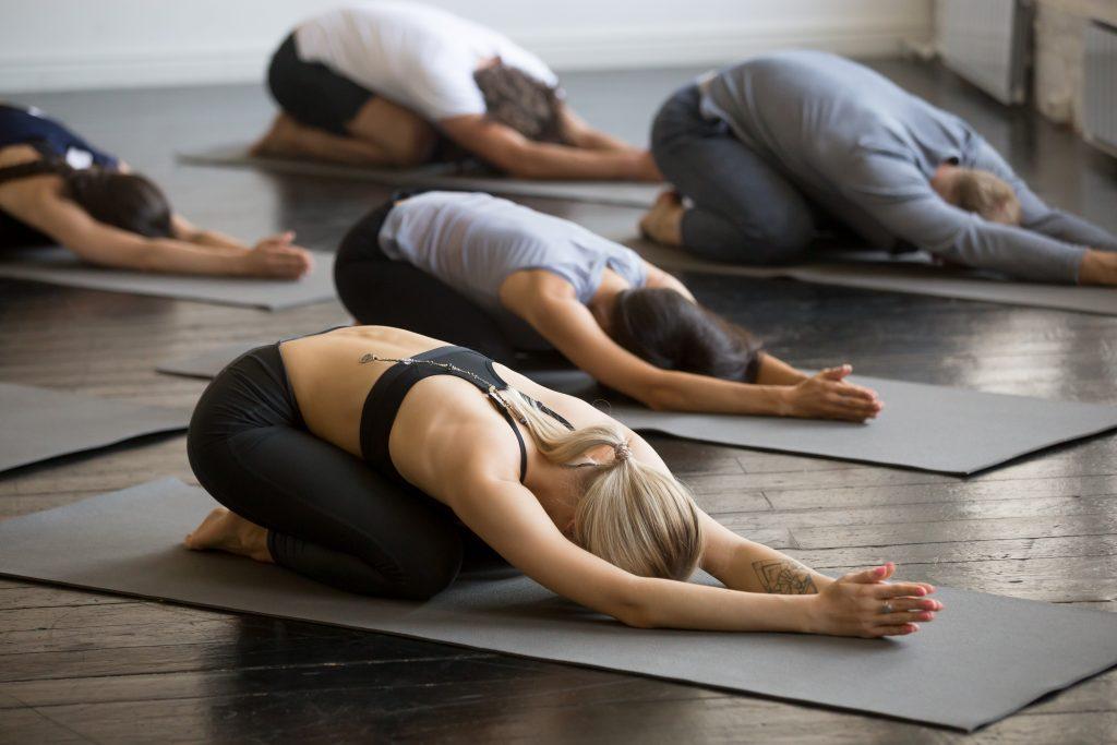 Yoga posturale Genova