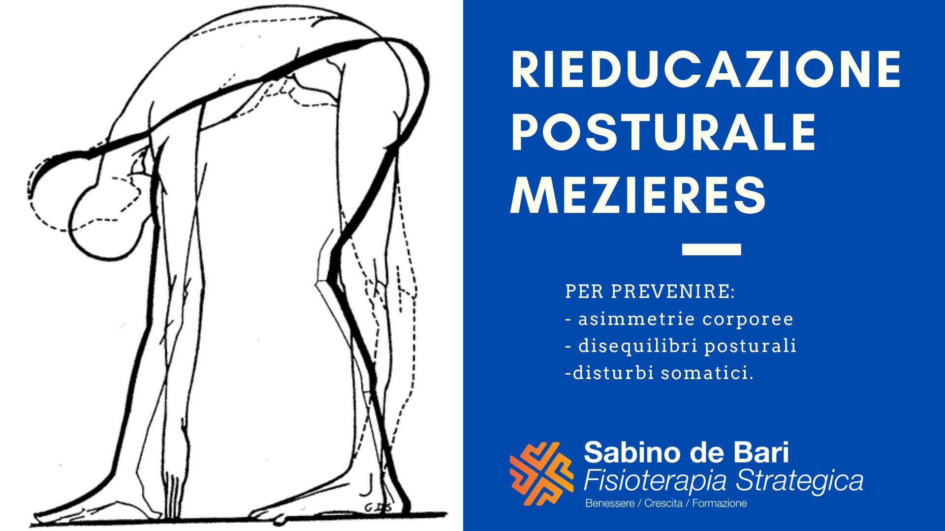 Rieducazione posturale Mézières