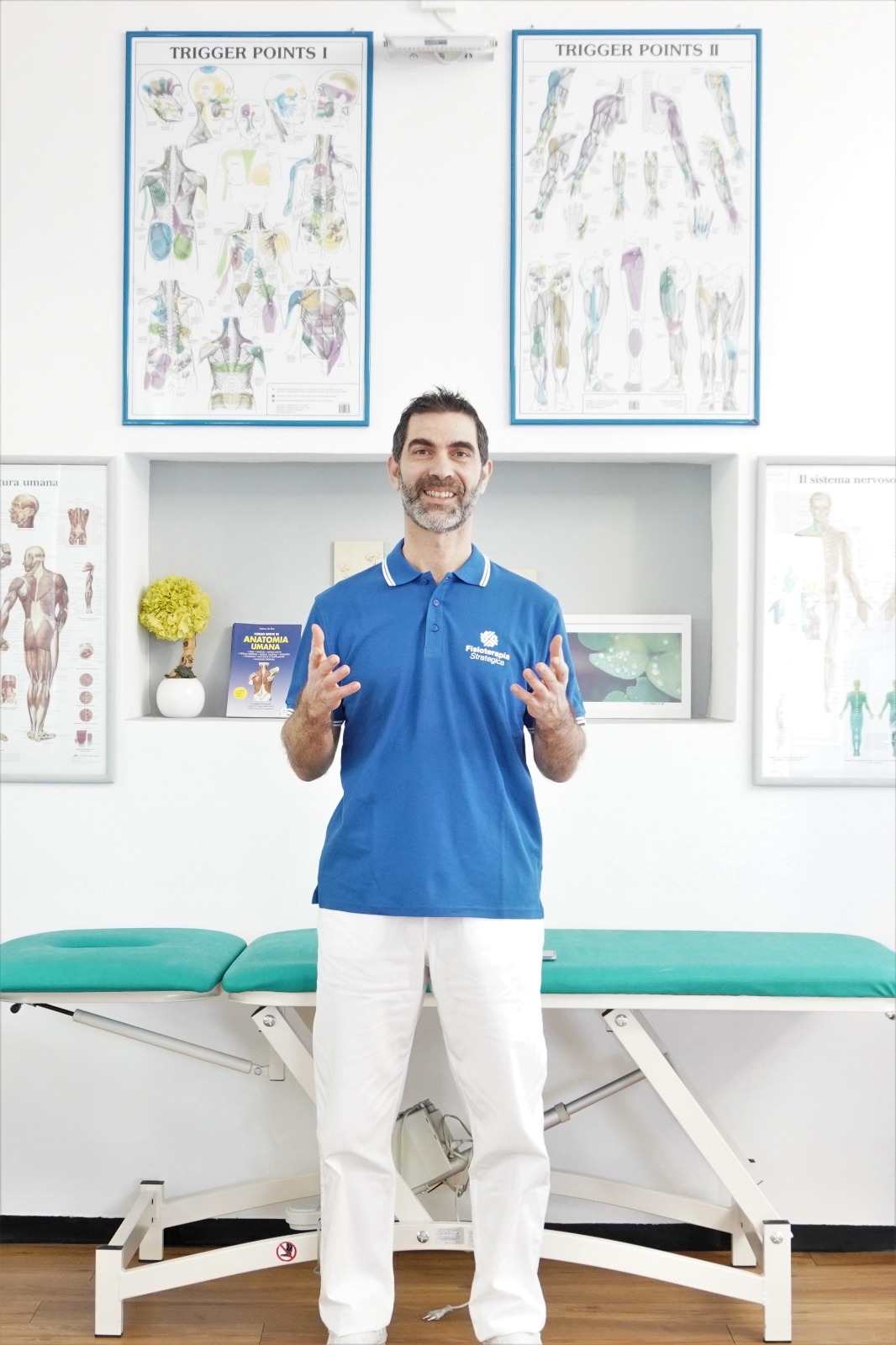 Sabino de Bari Fisioterapia Strategica