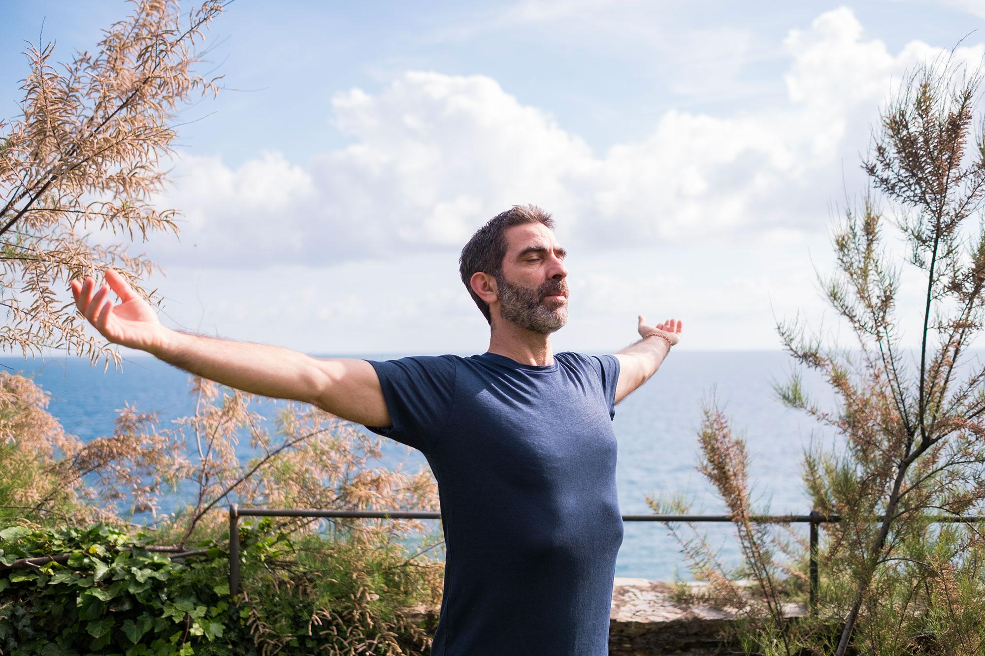 Workshop Online sulla Respirazione con Fisioterapista e Coach - Sabino de Bari