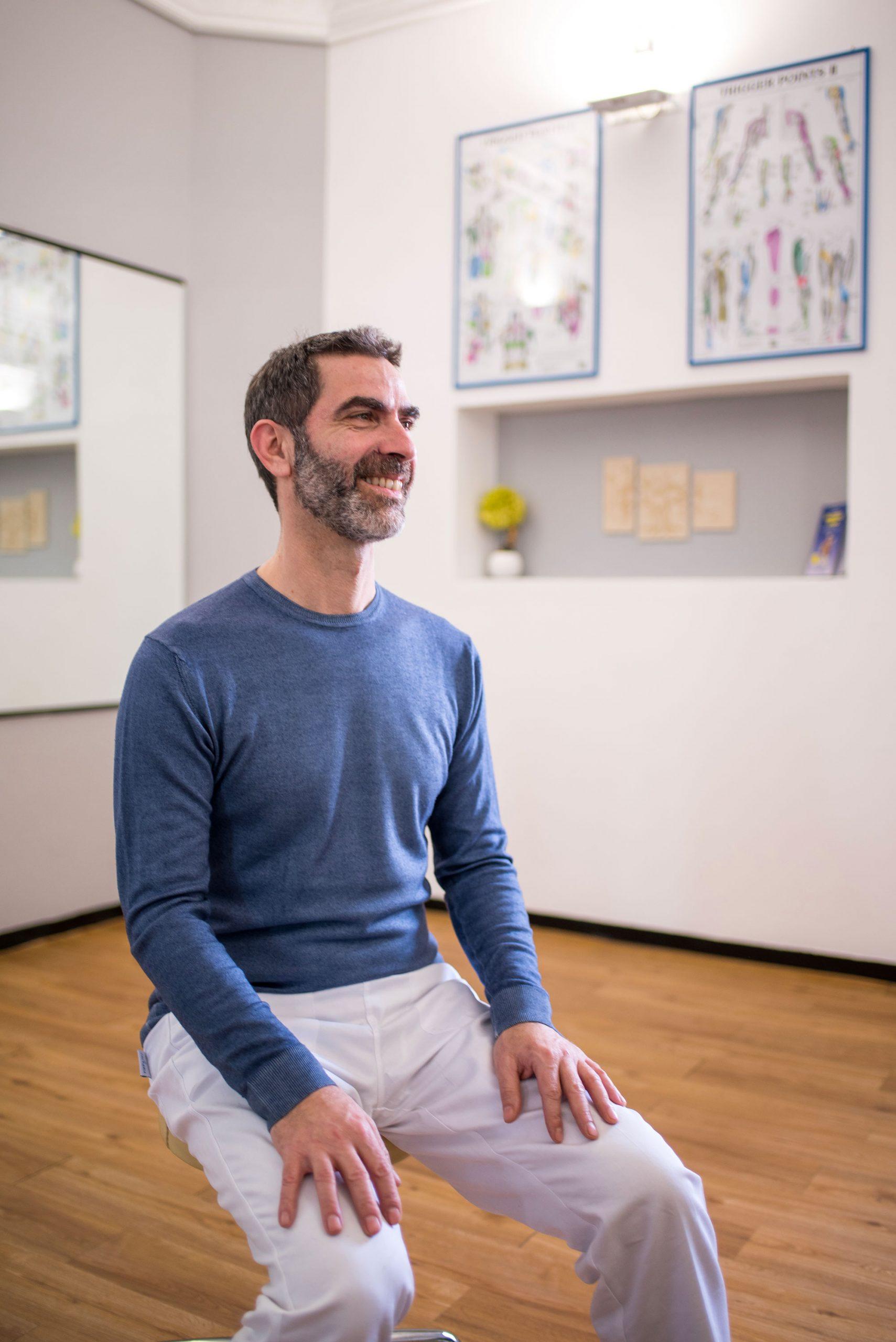 Sabino de Bari_fisioterapista e coach